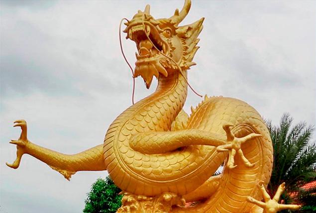 Легенды и мифы Пхукета. Тайский храм.