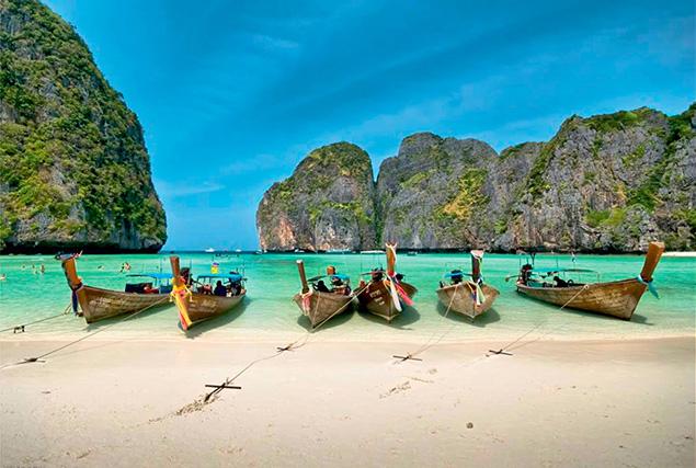 Острова Пхи Пхи (Phi Phi)