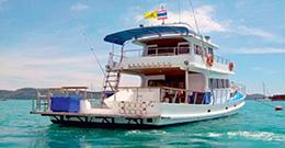 Рыбацкая лодка Барракуда