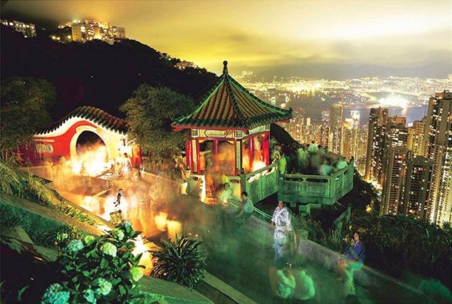 Туры в Гонконг из Пхукета.
