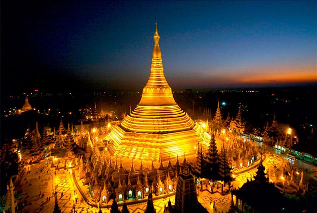 Туры в Мьянму (Бирму) из Пхукета.