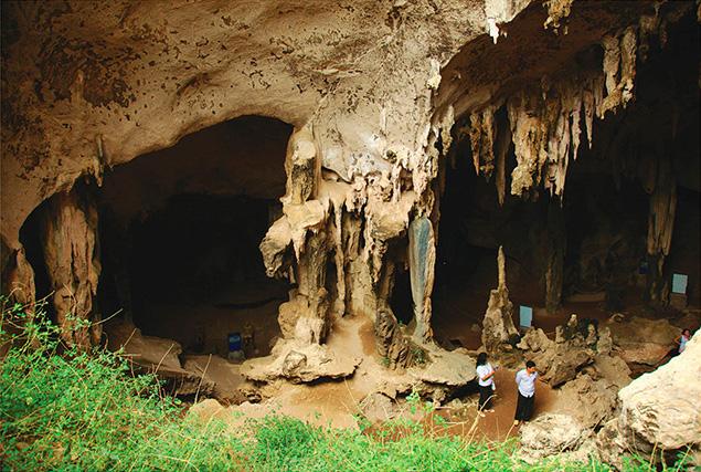 Очарование Краби. Пещерный музей Khao Khanap Nam