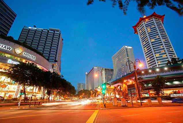 Туры в Сингапур из Пхукета.