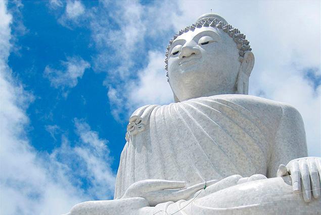 Пхукет. Big Buddha