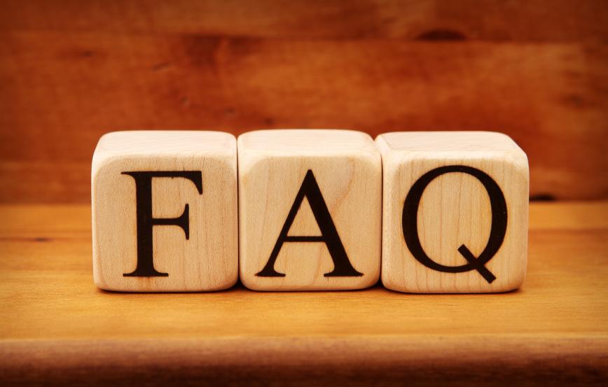 Часто задаваемые вопросы(FAQ)