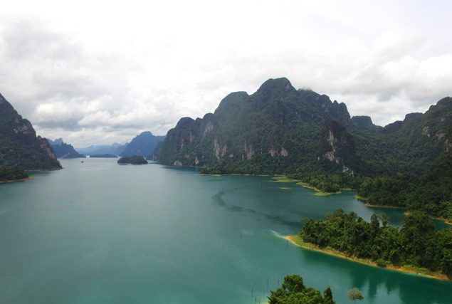 Секретное озеро. Кхао Сок.