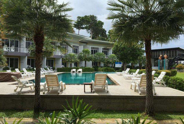 4 жемчужины Андаманского моря 6 отель