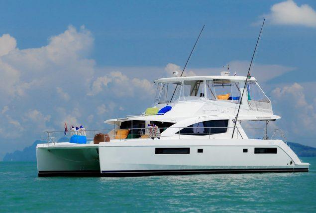 Yacht Leopard 51