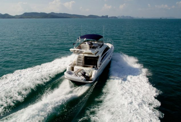 Yacht Princess 42