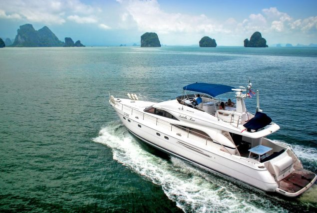 Yacht Princess 65