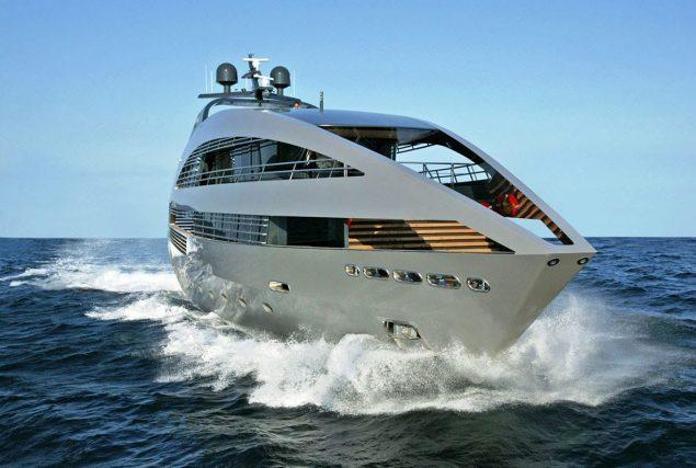 Yacht Rodriguez 41M